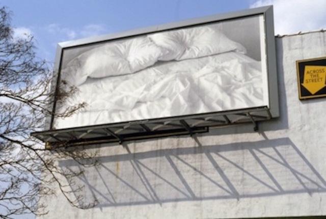 Gonzales Torres image of an empty bed ea6d523b2a1a3fb6efdbcb1574fc4156f07c5ed0